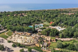 Camping Serignan Plage Herault Infrastructures